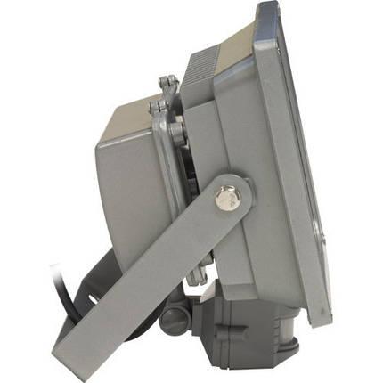 Светодиодный прожектор 50W 6000K 4500LM с датчиком движения, фото 2