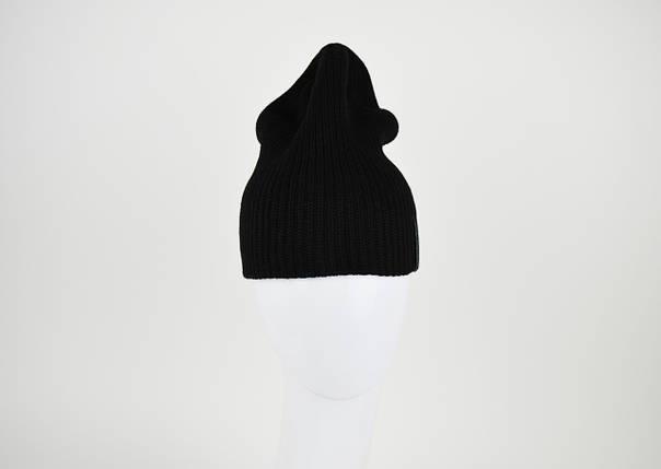 Шапка женская черная La'Visio 525, фото 2