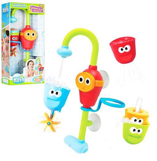 Детская Игрушка для купания Водопад D 40116 душ