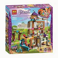 """Конструктор Bela 10859 """"Дом дружбы"""" Френдс, 730 детаей. Аналог Lego Friends 41340, фото 1"""
