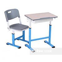 Комплект детской мебели для школы FunDesk Scuola Blue, фото 1