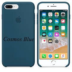 """Apple silicon case iPhone 7 Plus/iPhone 8 Plus """" Cosmos Blue"""""""