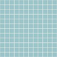 Мозаика Темари бирюза матовый 29,8х29,8х3,5 20070