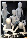 Манекены детские белые и черные, фото 2