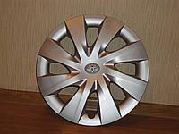 Оригинальные колпаки Toyota Yaris (Тойота Ярис) R15 Оригинал 42602-0D200