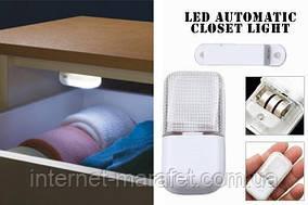 Светильник для шкафа беспроводной