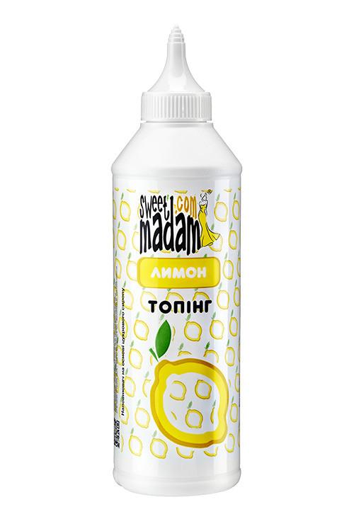 Топпинг лимон Sweet Madam 600 мл.