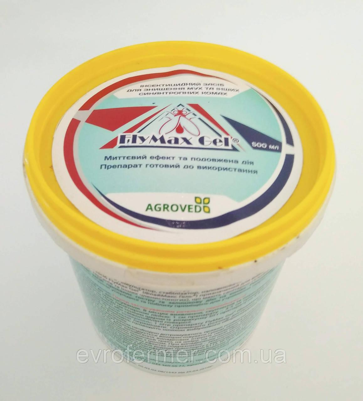 Инсектицидный гель против мух FlyMax Gel