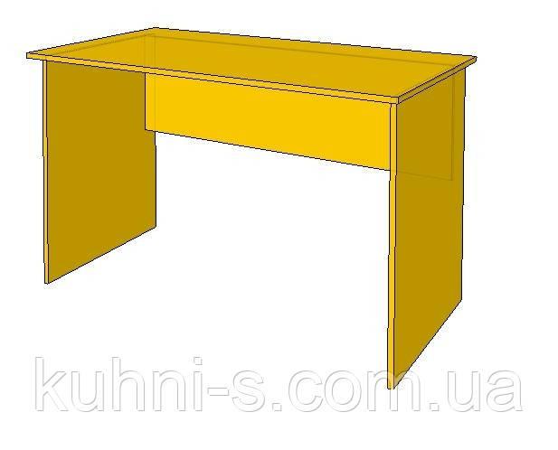 Стол письменный БЮ 102 стол компьютерный прямой