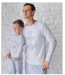 Пижама для мальчика (семейная серия) 140-164. Wiktoria 505