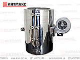 Керамический кольцевой нагреватель с охлаждением, фото 6