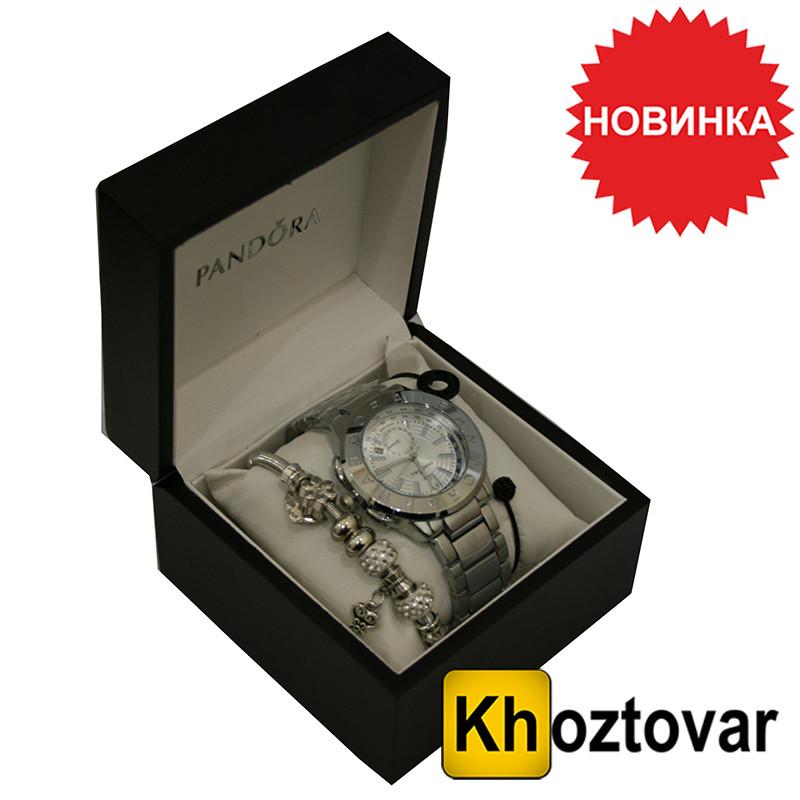 70d940c5 Женские наручные часы с браслетом Pandora P14 - купить по выгодной ...