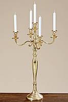 Подсвечник, канделябр напольный Виктория на 5 свечей