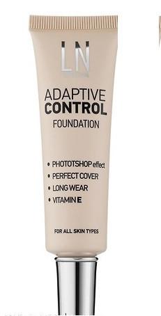 """Адаптирующийся тональный крем для лица """"LN Professional"""" Adaptive Control Foundation тон 04 Toffie"""