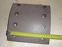 Тормозная накладка, тормозная колодка WG9200340068, 199000340068, AK99000340068 на самосвал HOWO , фото 1