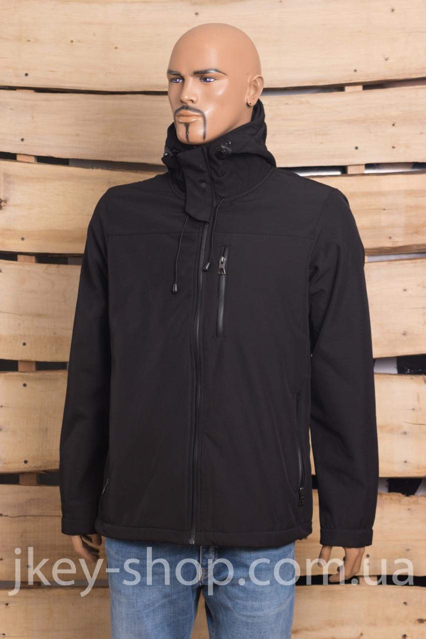 Куртка мужская EXUMA EXUMA 281100 RPT4 BLACK