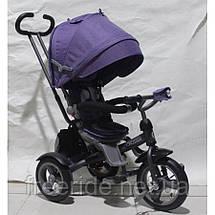 Детский трехколесный велосипед Crosser T-503 ECO AIR, фото 2