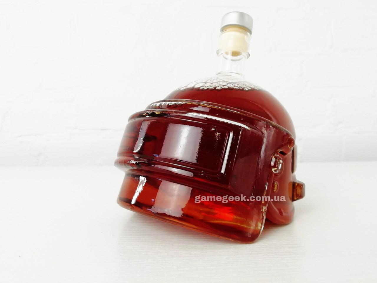 Графин в форме шлема из PUBG (650 мл)