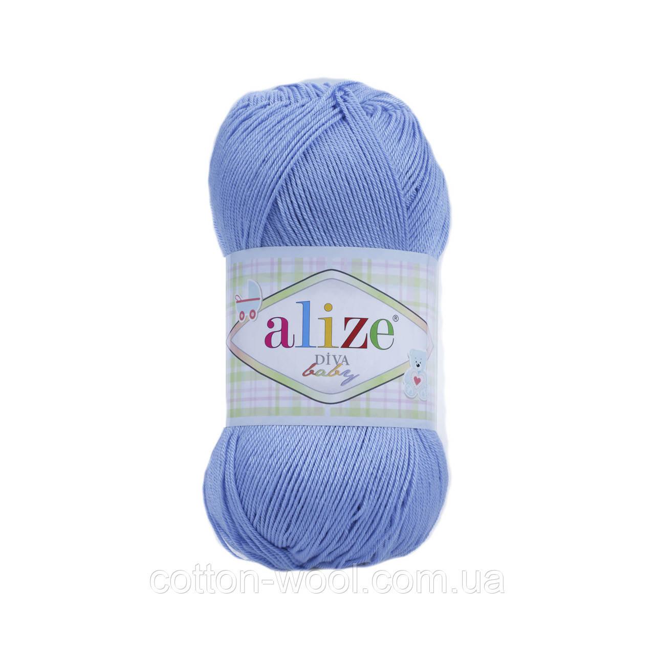 Alize Diva Baby (Дива Беби) 112 100% микрофибра акрил