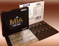 Таблетки MIA для потенции.таблетки МИА афродизиак.