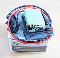 Резистор печки Рено Трафик 2, Опель Виваро (Германия) Techparts 7701208226 НОВЫЙ