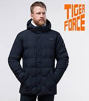 Куртка зимняя мужская Tiger Force - 70292N темно-синяя