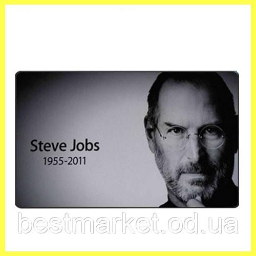 Коврик для мышки Steve Jobs (20*24*0.15)