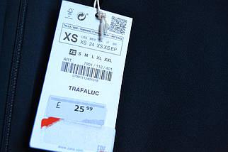 Новый комбинезон/ромпер с диагональными молниями Zara, фото 3