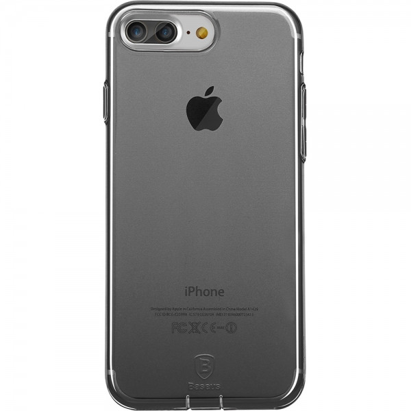 Чехол Baseus Simple для iPhone 7 / 8 Plus  Black