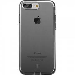Baseus silicon case Iphone 7 Plus (Black)