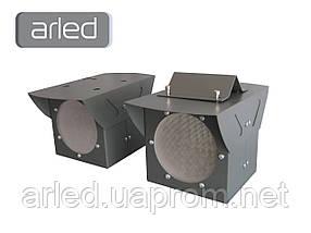 Светофоры Led двухсторонние Pharos, 10Вт ф120мм., фото 2