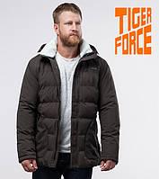 Куртка зимняя мужская Tiger Force - 70292 кофе