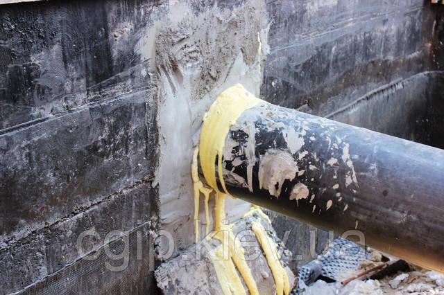 Герметизация бетон паспорт бетонной смеси гост