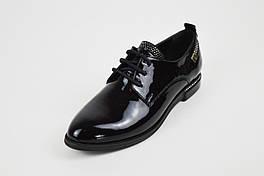 Туфли лакированные Boccato 039542