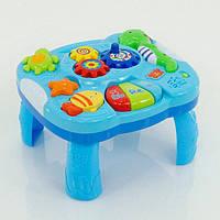 Столик детский развивающий игровой 1088