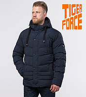 Tiger Force 52235   мужская зимняя куртка темно-синяя