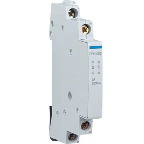 Дополнительное устройство для многоступенчатого централизованного управления, 230В/24 В, Hager EPN052