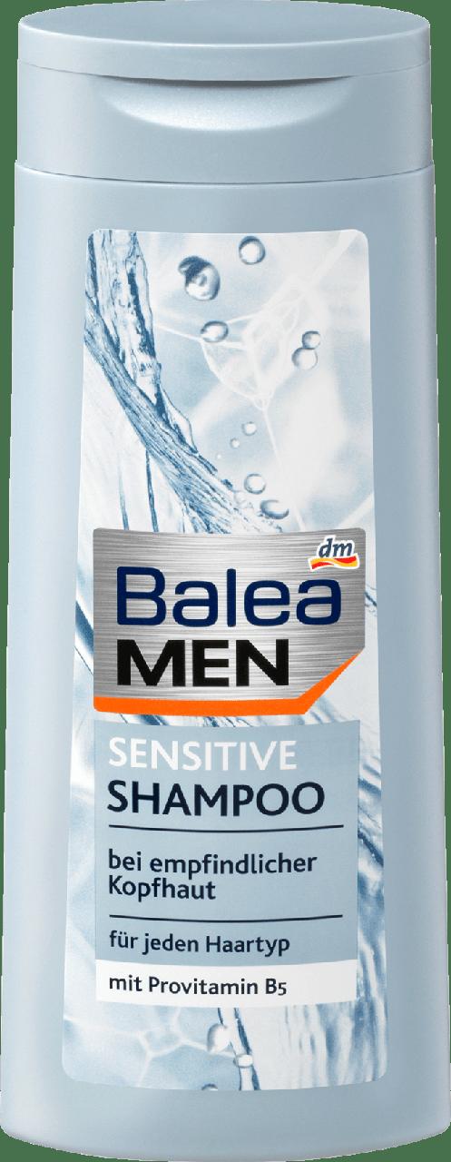 Шампунь Balea Men Sensitive, 300 ml