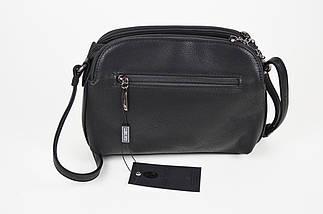 7d0da5cf990b Женская сумка кросс-боди черная лазер 61412: продажа, цена в ...