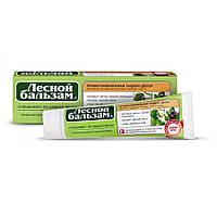Зубная паста Лесной бальзам черной смородины и мяты - 75 мл