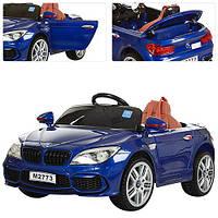 Детский электромобиль BMW M 2773EBLR-4, синий