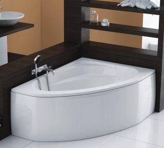 Ванны акриловые асимметричные Aquaform