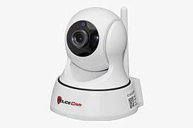 Поворотна IP камера PC-6022 RUBBI 1080P PoliceCam