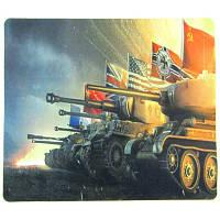 Коврик для мыши World of Tanks (250х290х2мм) №1, фото 1