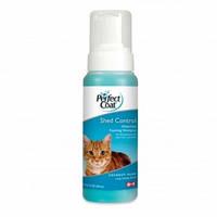 Perfect Coat 8в1 шампунь безводный против линьки для кошек 295 мл