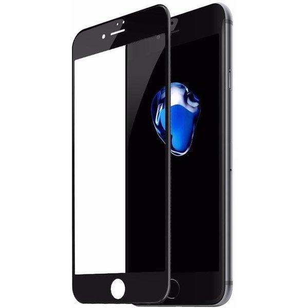Защитное стекло iPhone 7 Plus  (5.5 ) Baseus 3D (Black)