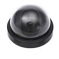 Камера видеонаблюдения муляж камеры Спартак (купольная)