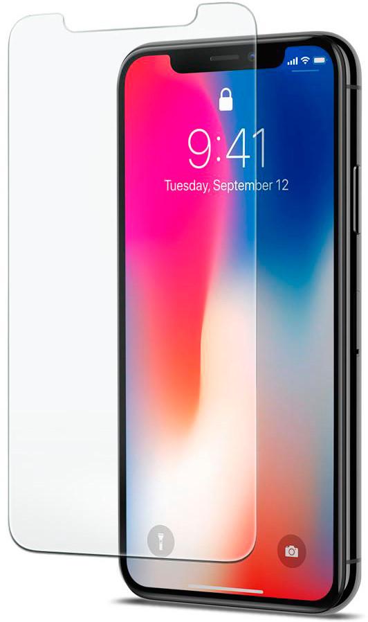 Защитное стекло iPhone X (5.8) Baseus 2D (0,15mm)