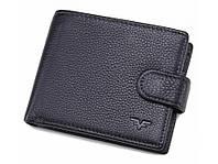 Мужской кошелек портмоне MARKO черного цвета TR1-791Z, фото 1