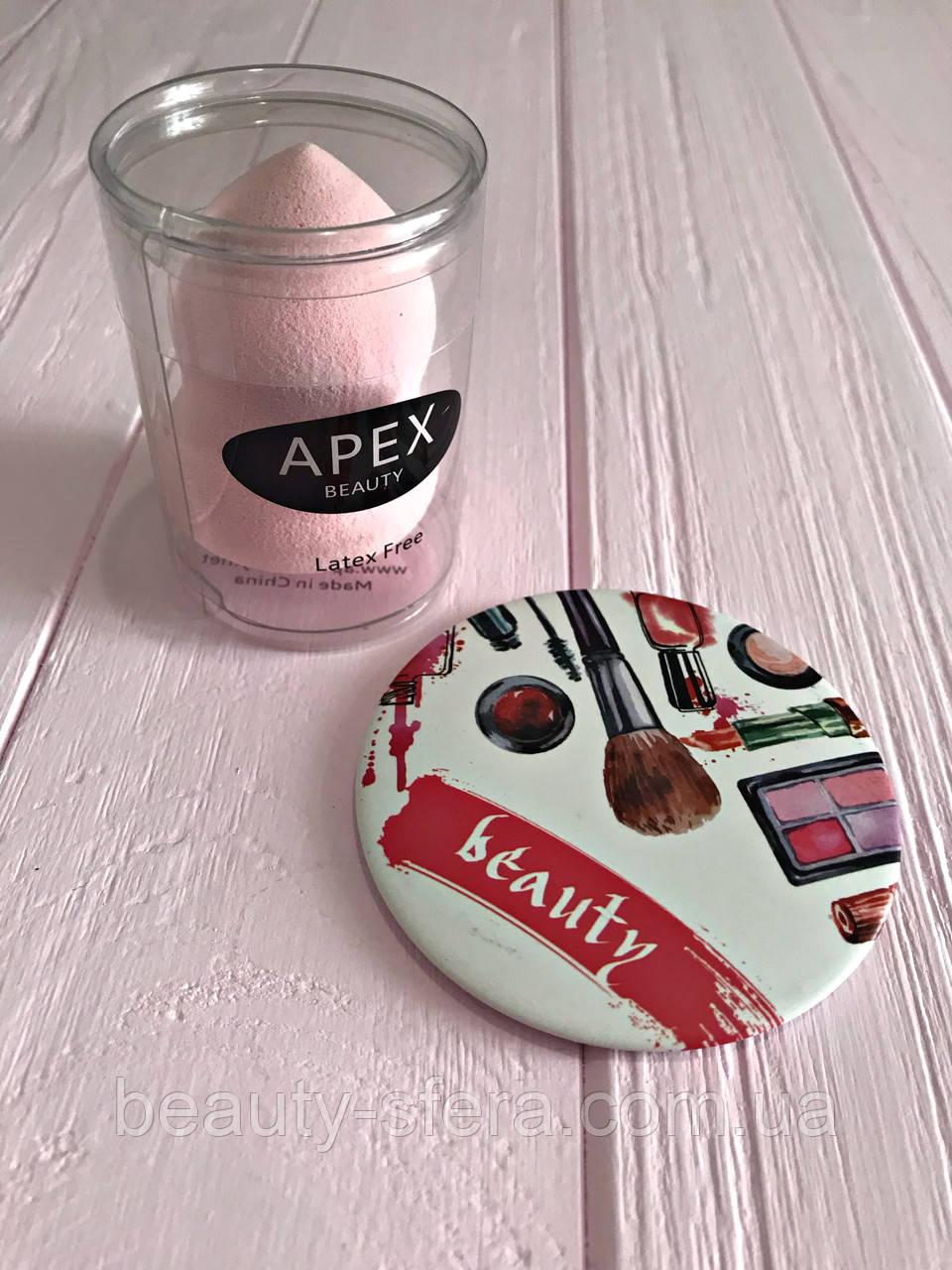Спонж для лица Apex Beauty Blender C-09